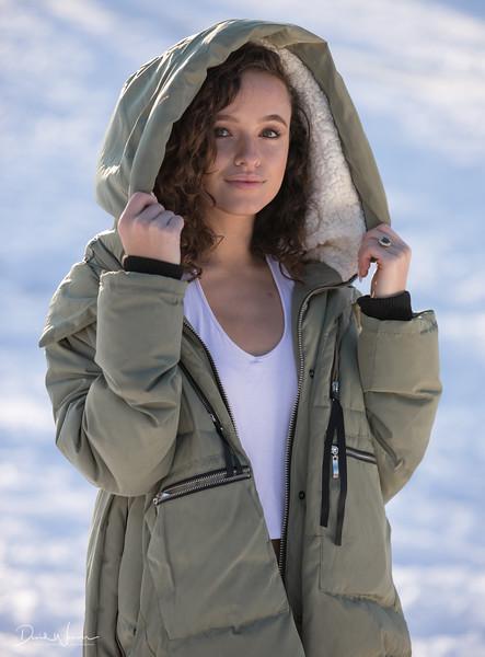 Snow Model Shoot 2017
