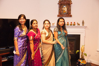 Diwali @ Sanjay Rumanas 2017