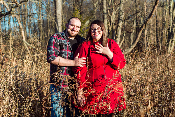 Kimberly & Brett's Engagement Session