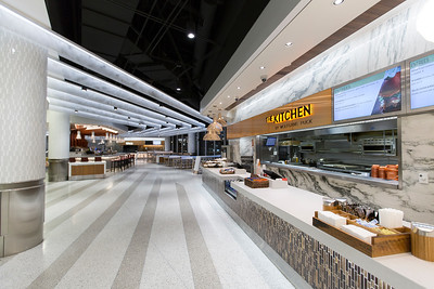 The Kitchen and Kitchen Counter by Wolfgang Puck