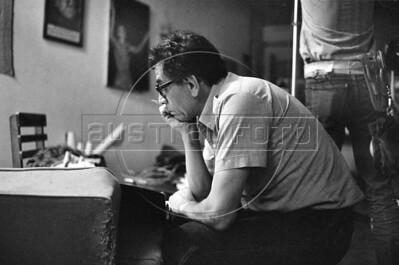 "Film director Humberto ""Negro"" Rios"