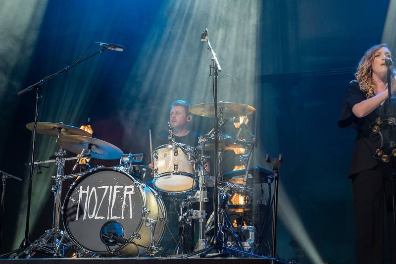 2019 May 28 - Hozier, The Fillmore Detroit: Usaf Alcodray
