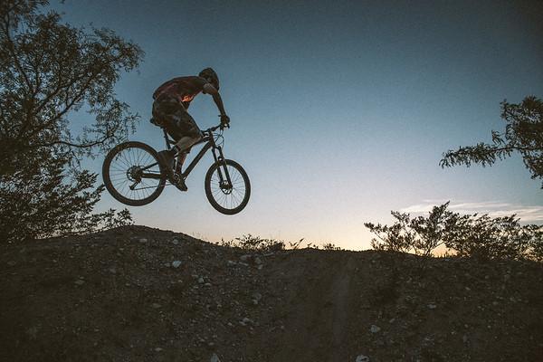 NMSU - Chapter 14 - Mountain Biking - Kyle Sparks