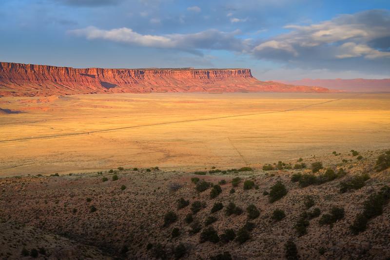 Travel Photography Blog - Arizona. Vermilion Cliffs National Monument