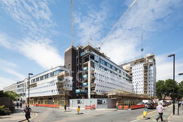 148 Old St, London - progress photos