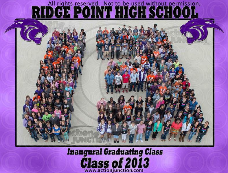 Ridge Point HS Senior Photo 2013