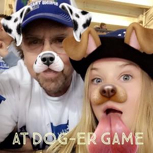 Dog-er Game with Riley