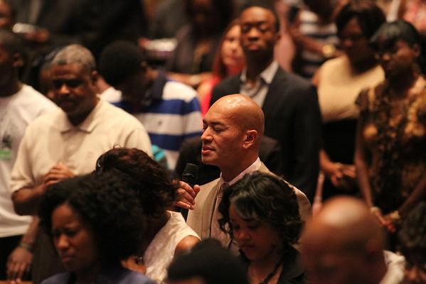 Sunday Worship 9/15/13