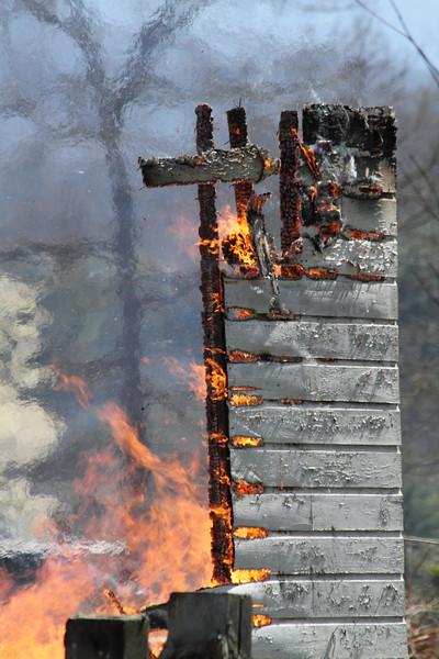 ECFR Controlled Burn