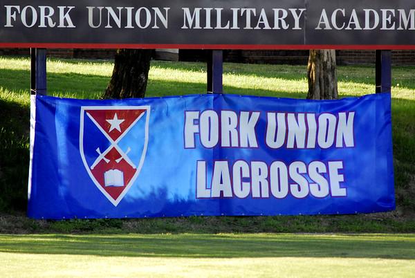 Prep Lacrosse vs. Fluvanna County - April 22
