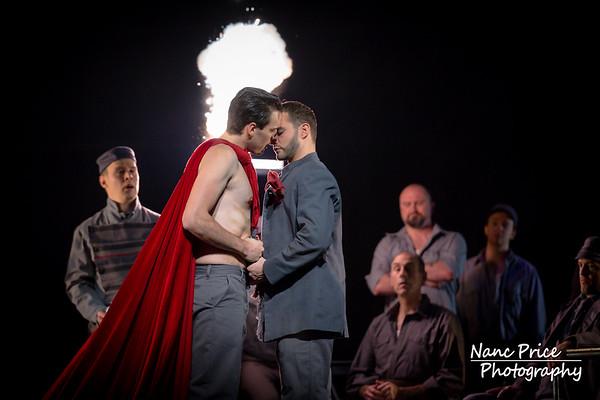 Edmonton Opera's Les Feluettes