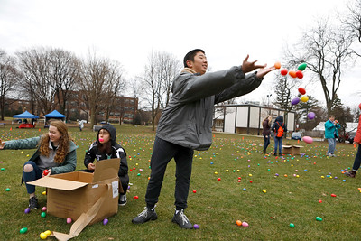 Elmhurst Egg Hunt