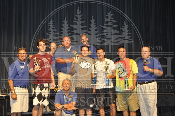 August 6 - Awards