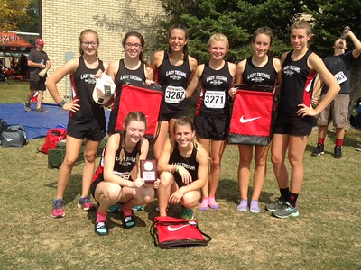 Cross Country @ Spartan Invitational