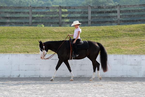 Pleasure/Horsemanship - June 12