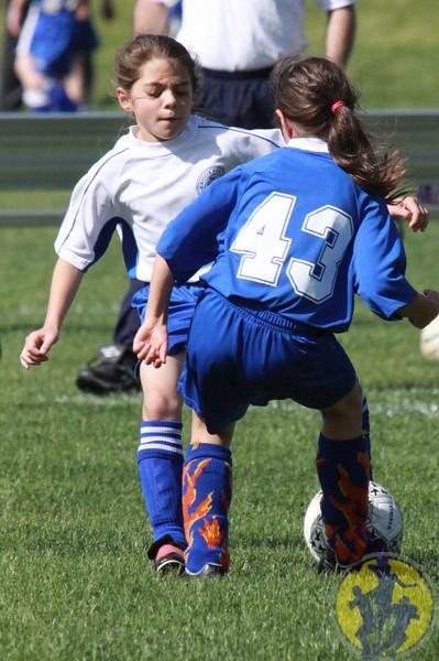 BSC U9A Girls-Spring 2010