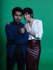 Martina y García