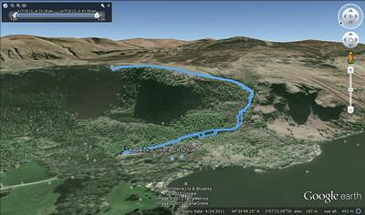 Lake District Day 1: Walla Crag - 07/06/2013