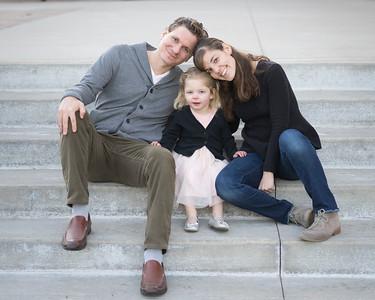 Alyssa, Zach + Amelia