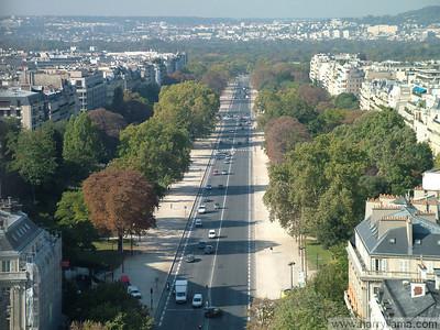 Paris 2005: Around Town