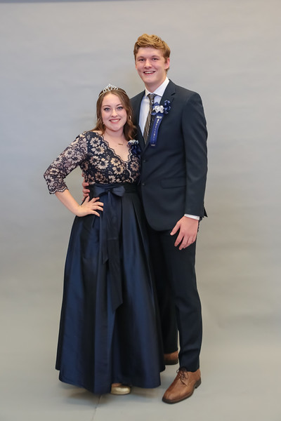 TFHS Homecoming Royalty 2018