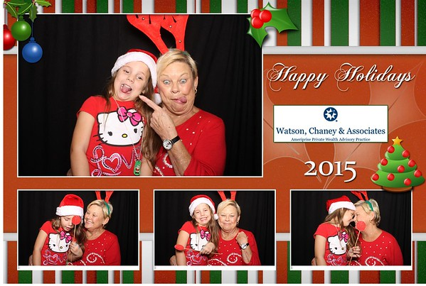 Watson Cheney and Associates - Holiday Skate Party