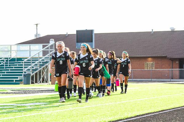 Clear Fork Girls Soccer 2020