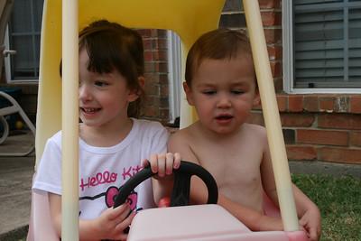 Cousins Visit - June 2011
