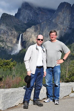 2017-05-06 to 05-09  Highlights of Jay, Veronica, and Bernhard, in Yosemite