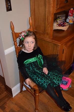 Maddie vs. Holiday Show 2015
