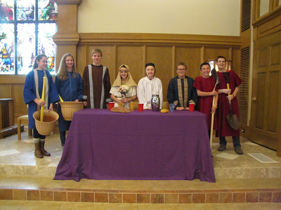 Family Liturgy Dec 2013
