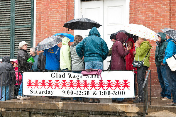 Glad Rags Sale, 2011