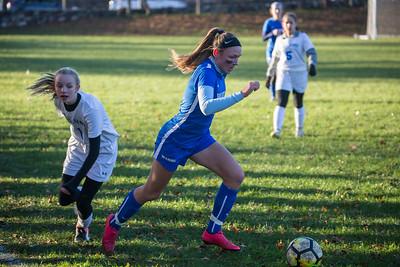 Girls Soccer vs The Williams School (NEPSAC Quarterfinals)