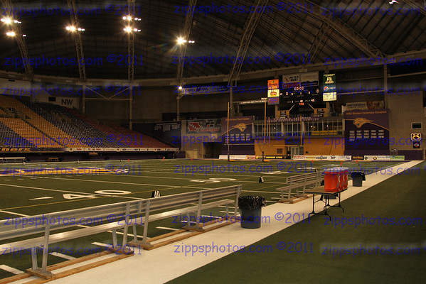 AC vs Don Bosco, Gilbertville 11-14-2013 fb @ UNI DOME
