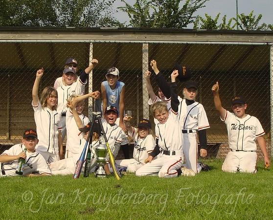 20061001 The Bears Pupillen 2 - seizoen