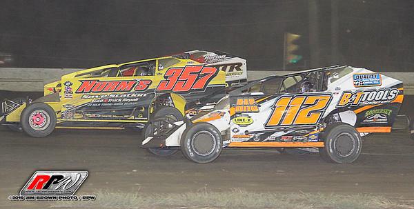 Bridgeport Speedway - 9/28/19 - Jim Brown