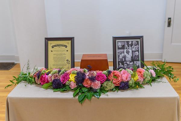 9-30-2017 Doris Duncan Memorial