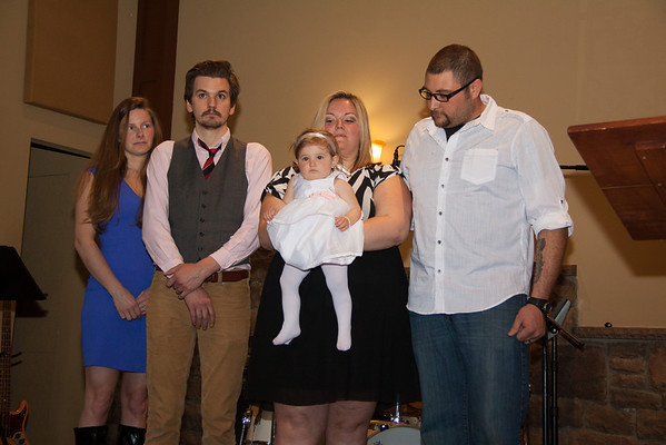 CCH Pace Baby Dedication 4 2014