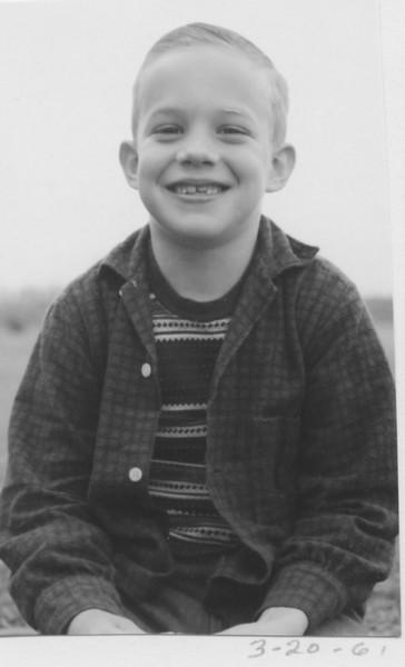 David, 3-20-1961