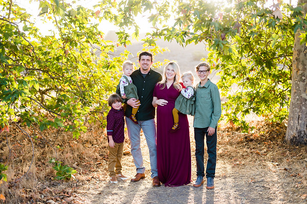 Kimball Family 2018