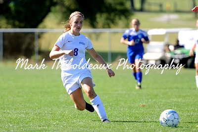 Lampeter-Strasburg Girl's JV/V Soccer...Senior Night 9.29.14