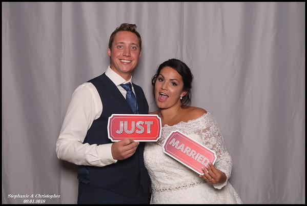 Stephanie & Christopher Wedding