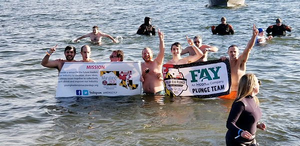 01.26.2018 Young Leaders Polar Bear Plunge