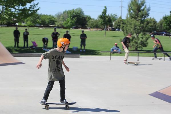 Take Pride & Ride Skate Competition