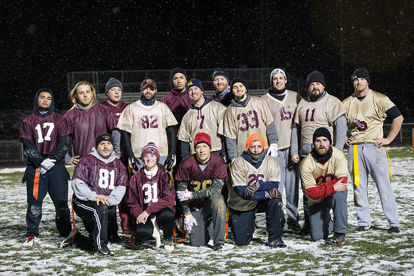 2018 PV Alumni Flag Football 11-21-18