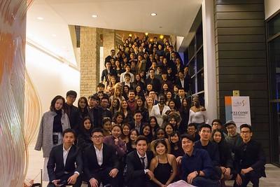 International Student Alumni Association (ISAA)