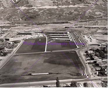 Aerial shots- Harrison campus