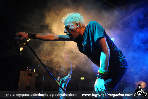 GBH - at Studio 24 - Edinburgh, UK - May 15, 2010