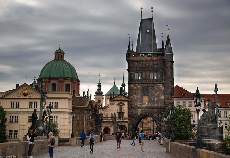 Karluv Most (Charles Bridge), Prague