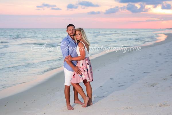 Jeremy + Danielle  |  Panama City Beach